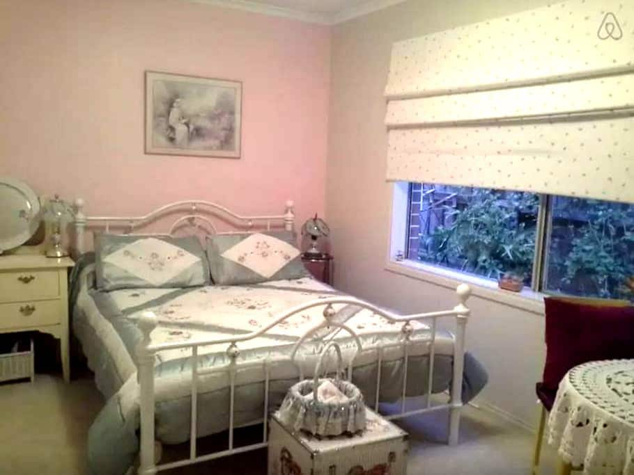 Queen  Bed.plus 1 more rooms Q beds - Yarra Glen - Hus