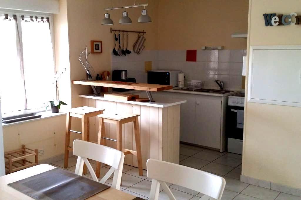 Grain de Sable - Saint-Benoît-des-Ondes - Apartment