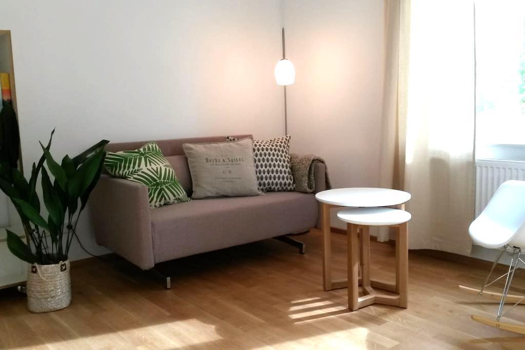Komfortable, helle und ruhige 2-Zi.-Wohnung - Ammerbuch - Pis