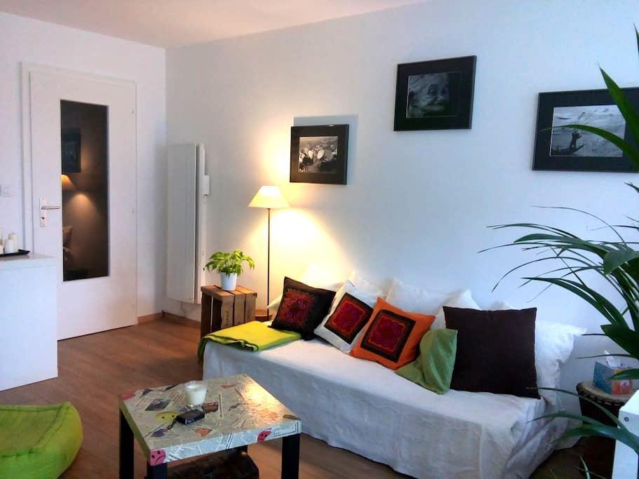 Cosy studio 37m² à Strasbourg - avec parking- - Strasburgo - Bed & Breakfast