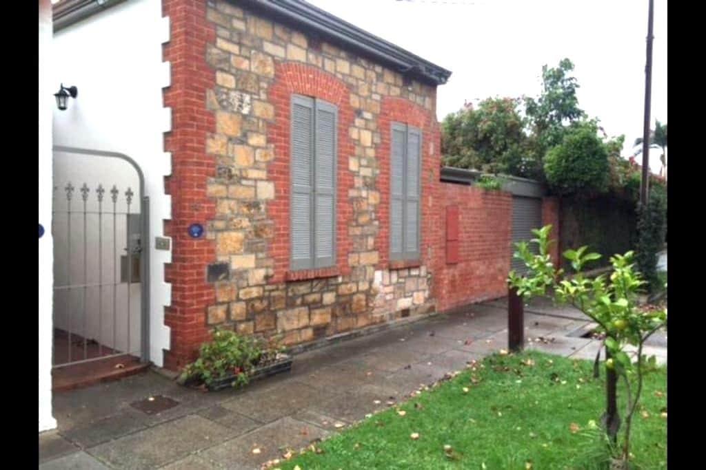 Beautiful 2brm heritage cottage - North Adelaide - Haus