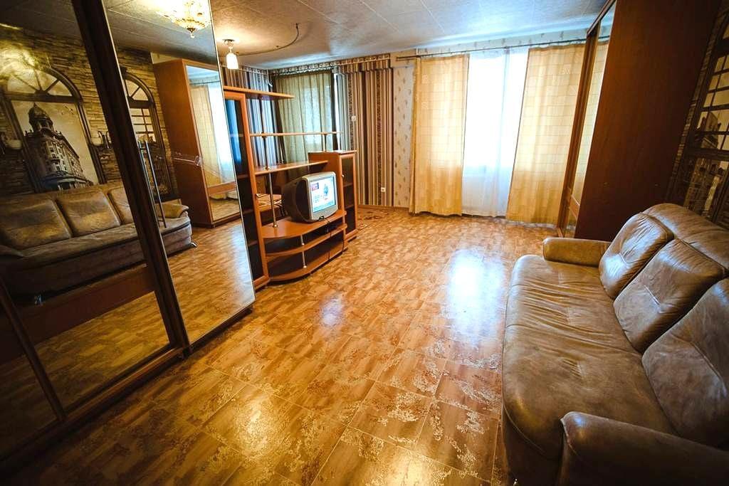 Большая уютная квартира - Izhevsk - Departamento