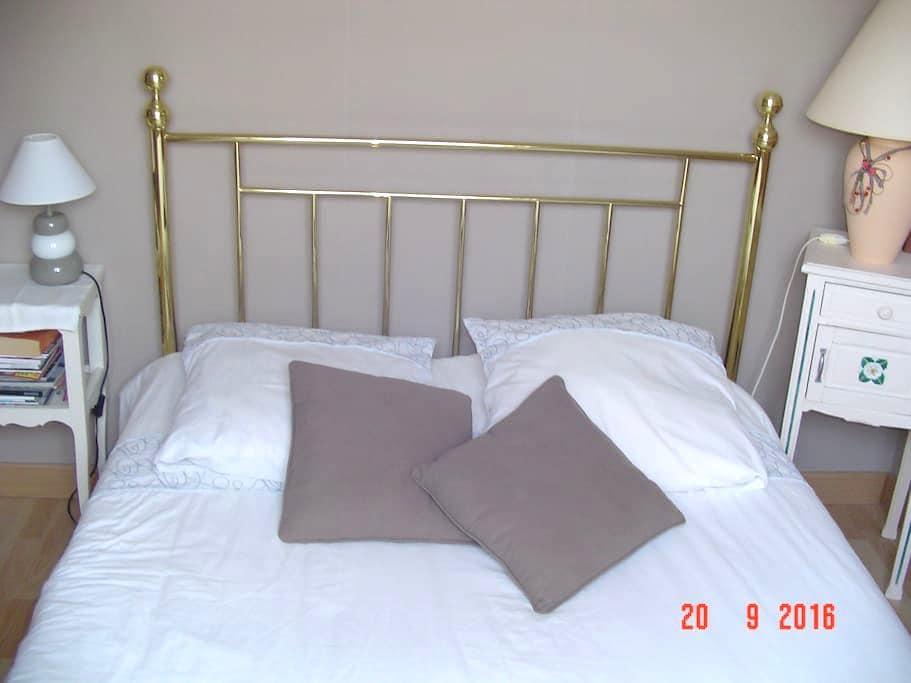 chambre avec santaire privatif,au calme - Saint-Briac-sur-Mer - Hus