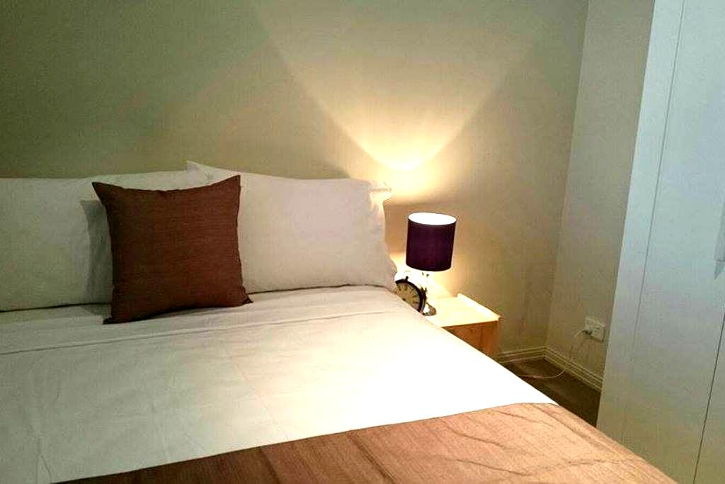 Private Bedroom Double Bed - Southport - Villa