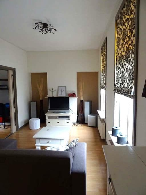 Nice appartment centre Middelburg - Middelburg - Apartamento