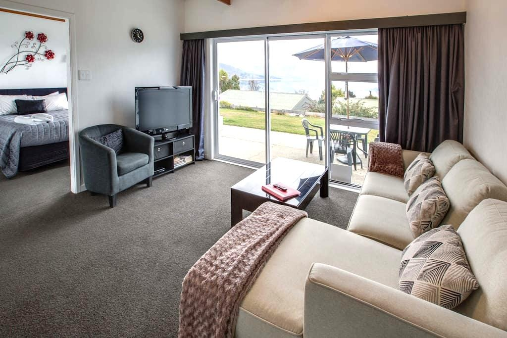Cosy Apartment, amazing view,  Free wifi, sleeps 5 - Wanaka - Departamento