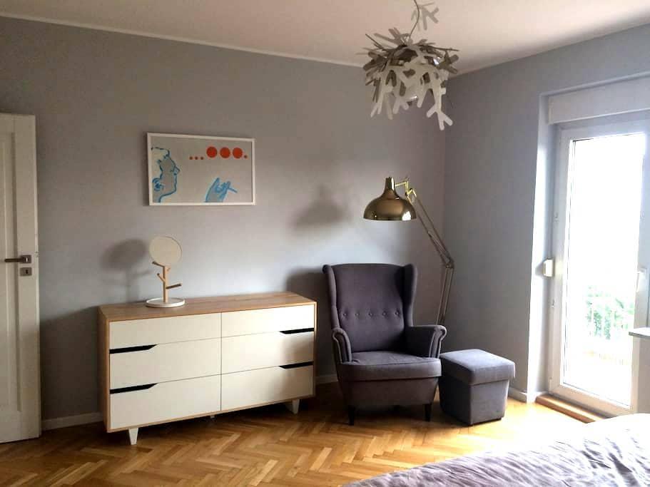 Komfortowy dom z ogrodem blisko centrum - Poznań - Rumah