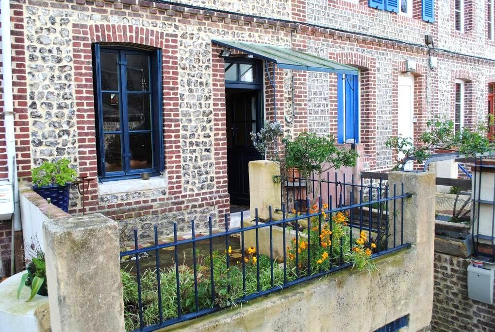 Maison de pêcheur - Yport - Ház