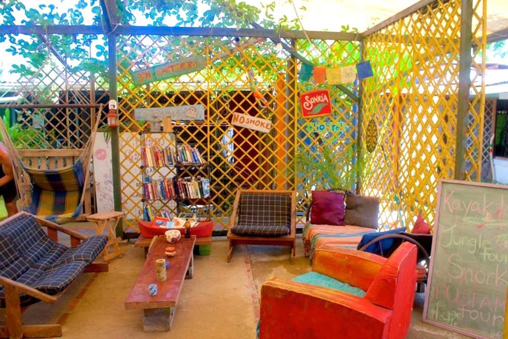 Hostel Caricako - Dormitory-Bed #2 - Manzanillo - Dormitori compartit