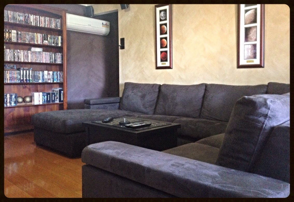 Couch Surfing Space in House