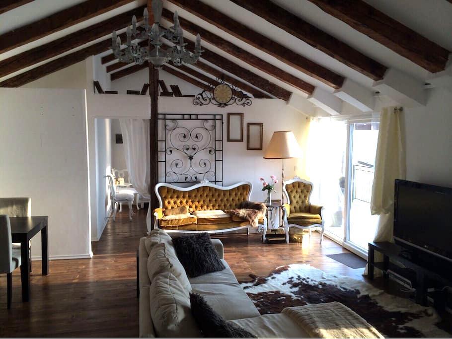 Raffinato appartamento vista mare di 80mq - Trieste - Overig
