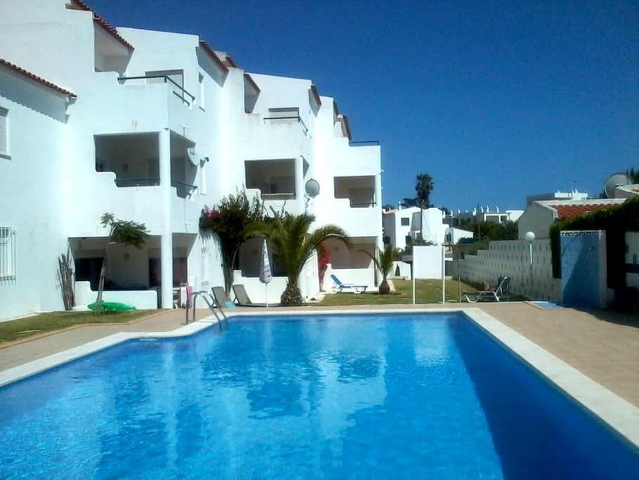 Ferienwohnung -Strand Oura-Albufeira- Algarve - Albufeira