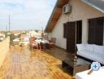 50 sqm terrace with seaview