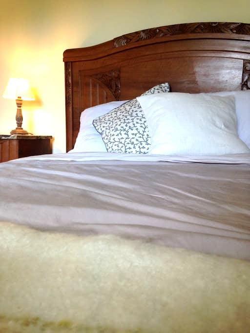 Relax in Sancerre- The Vineyard Room - Bue - Lejlighed