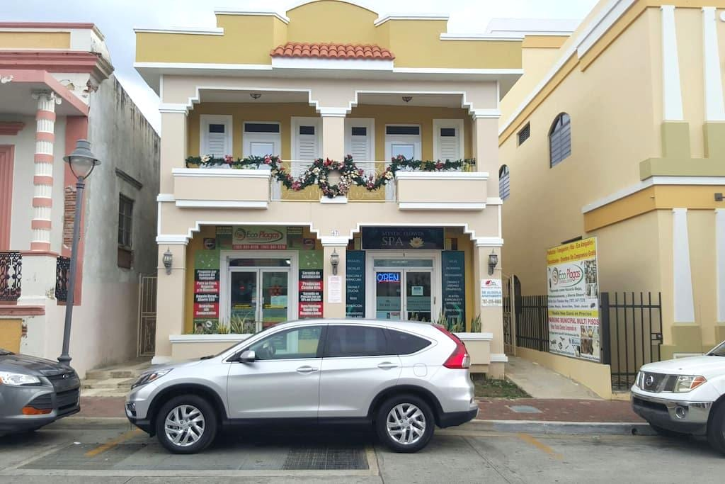 Charming Historic Cabo Rojo Town A1 - Cabo Rojo - Lejlighed