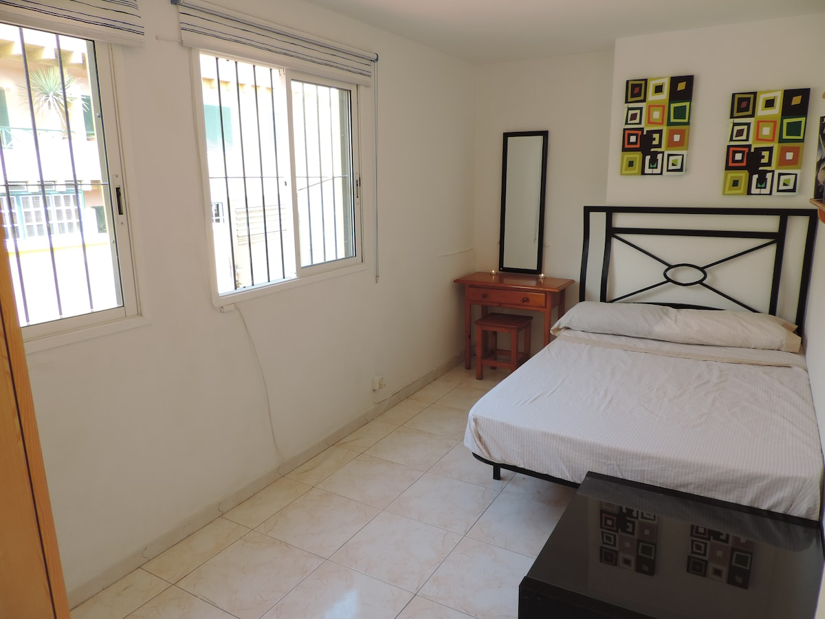 Private double room with terrace