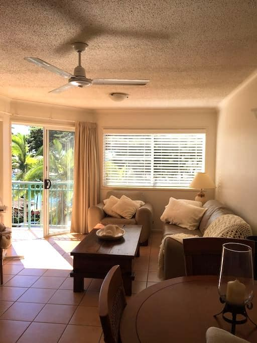Perfectly positioned  apartment - 艾尔利海滩(Airlie Beach) - 公寓