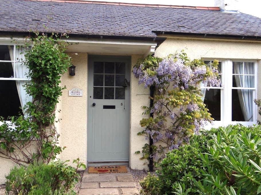 Bramble Cottage, East Linton. - East Linton