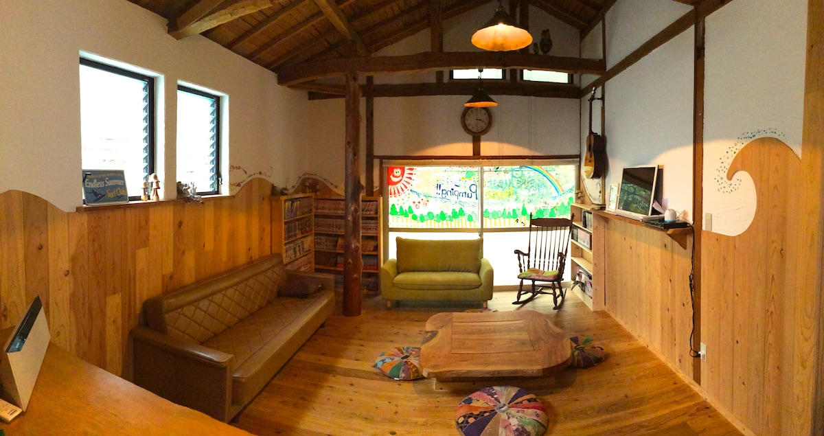 Guest House Pumping in Hyuga