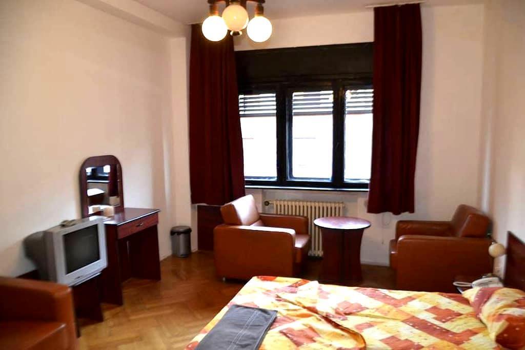 Big Room in Bucharest's center.  - Bukarest - Lägenhet