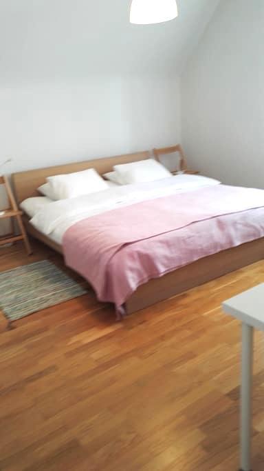 Stadt Aarau 5Gehmin zum HB Zimmer2 in Gästewohnung - Aarau - Apartment