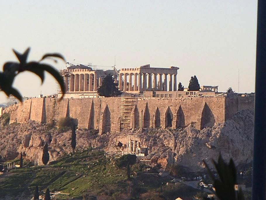 Acropolis - Athens - Panoramic view - Athina - Loft