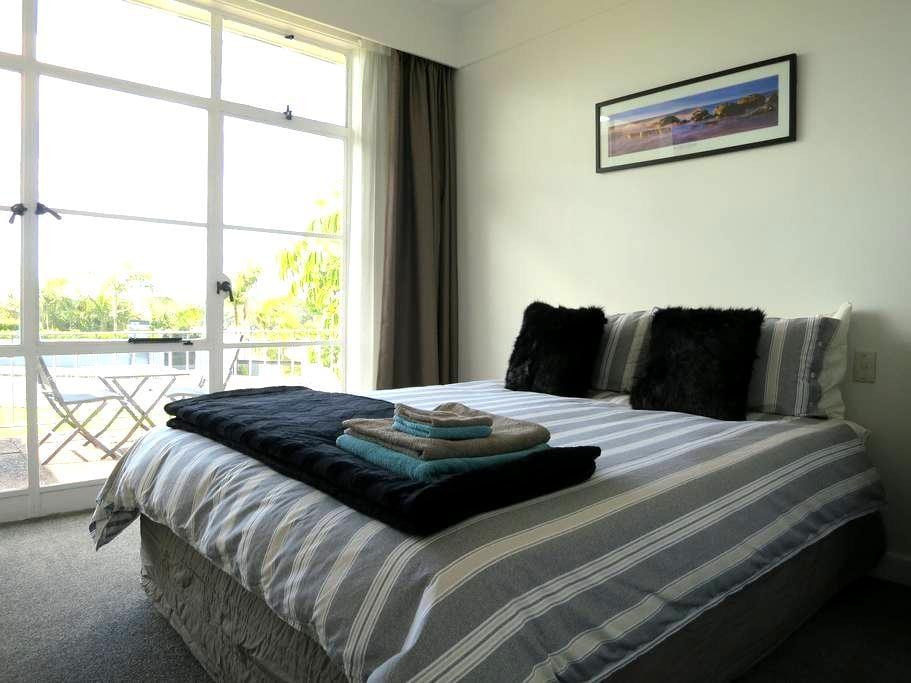 Luxury B&B Harbour Views, Orakei - Auckland - Wikt i opierunek