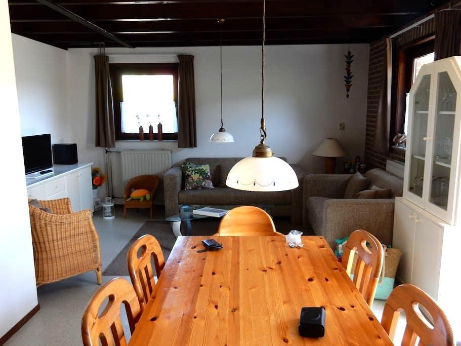 Vakantiehuis bij het Veerse Meer - Wolphaartsdijk - Sommerhus/hytte