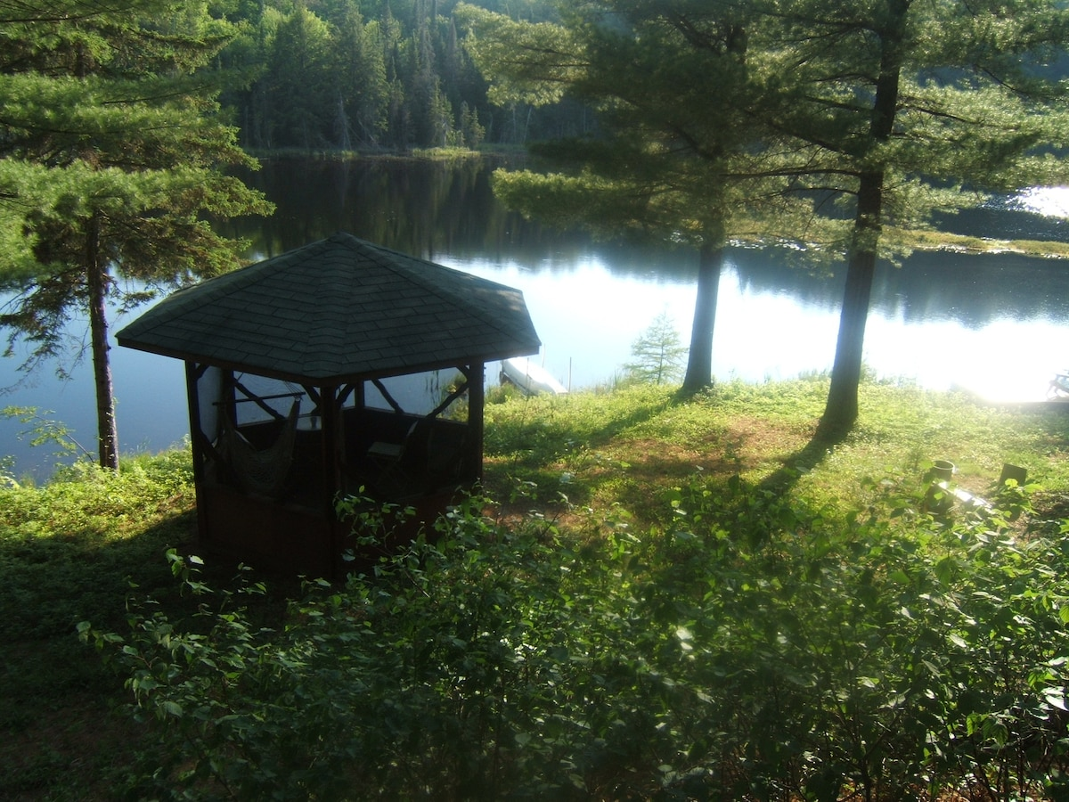 Eco Friendly Cottaging in Muskoka