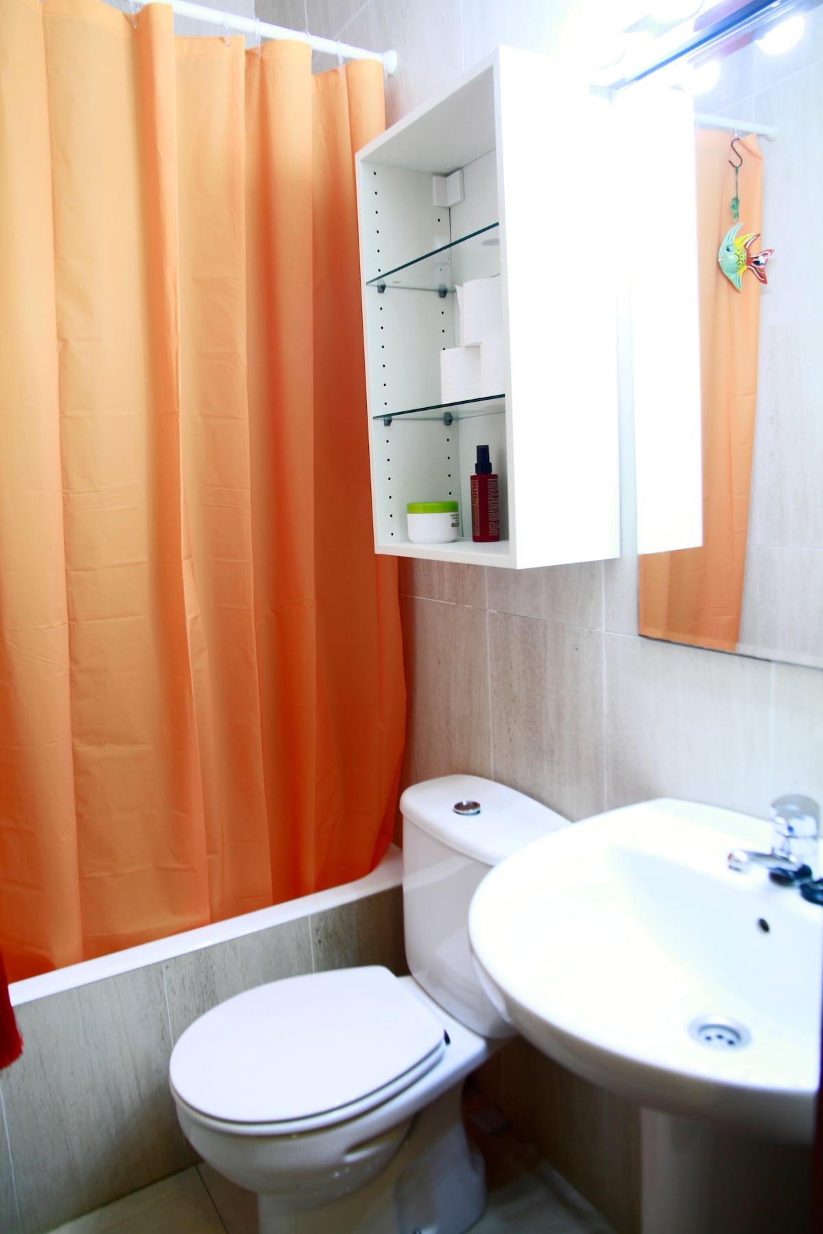 Nice&Cozy Bedroom Paseo Maritimo