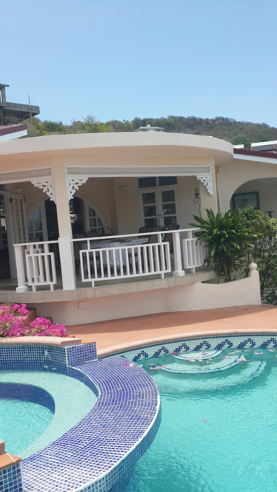 Upscale Villa apartment for rent