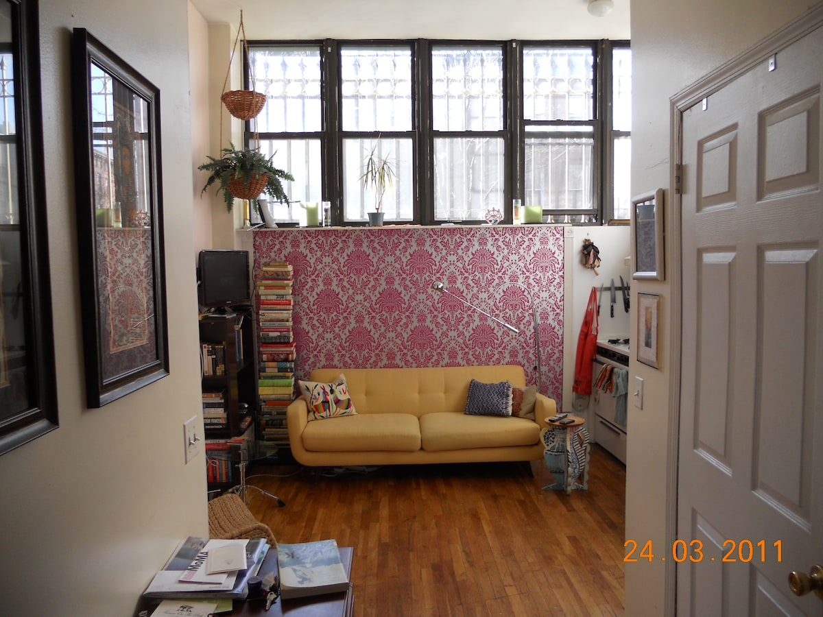 A home in the heart of Park Slope
