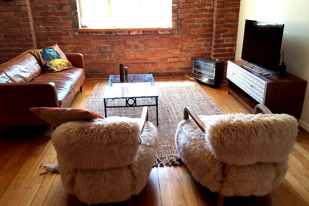 Character apartment in the heart of Wellington - Wellington - Apartamento