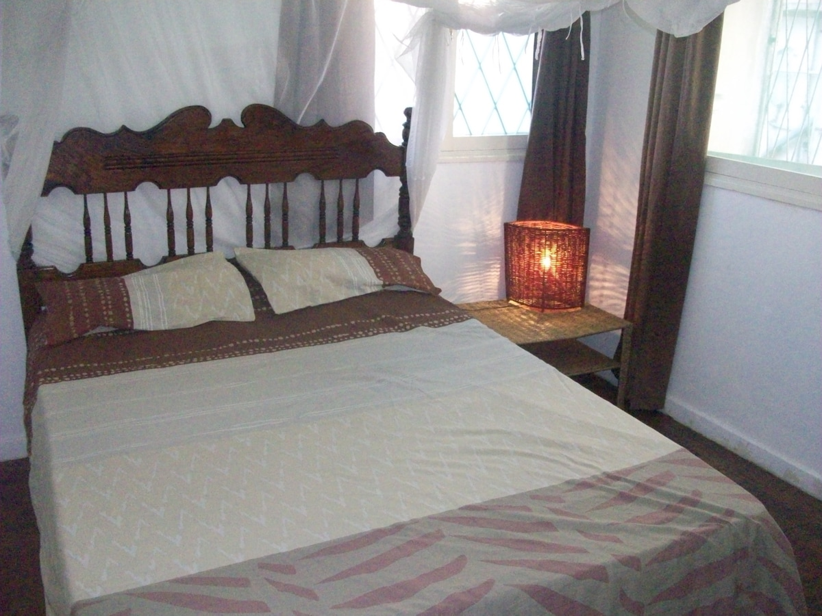 Pleasant Room in Central Maputo