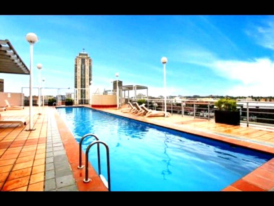 MASTER SUITE - Luxury Apartment in Darling Harbour - Sídney
