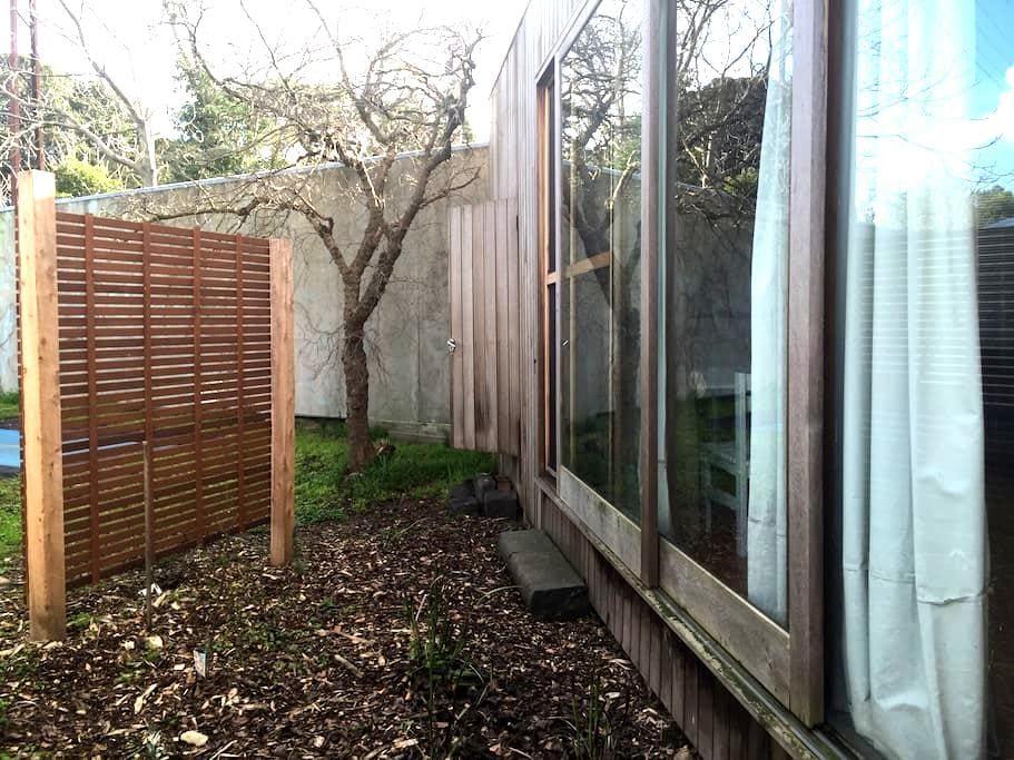 architect designed studio - Hawthorn - Bungalow