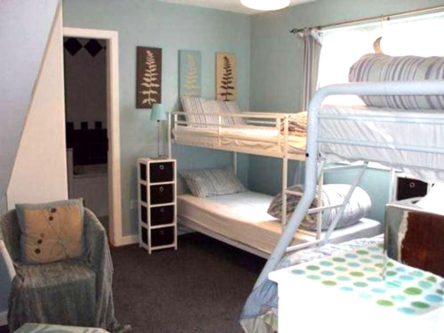 Private ensuite Room sleeps 3 - Arvagh