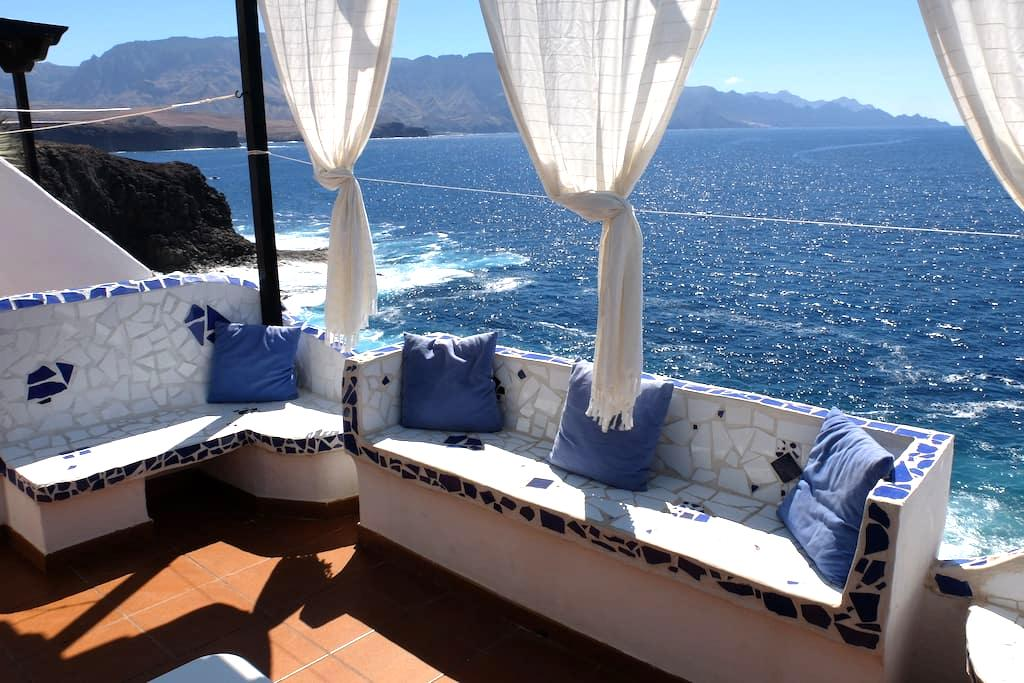 Relax sobre el Mar Azul! - Faro de Sardina