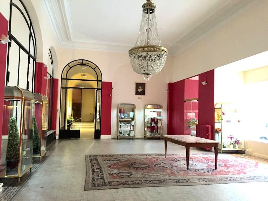Studio calme au cœur de Vichy - Vichy - Wohnung