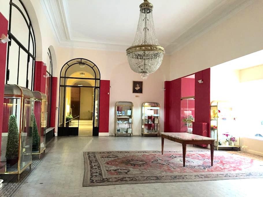 Studio calme au cœur de Vichy - Vichy - Byt