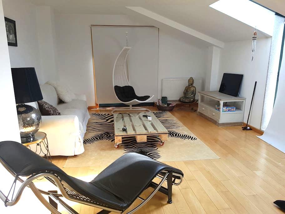 ATICO MONDARIZ BALNEARIO CERCA GOLF - Mondariz-Balneario - Apartment