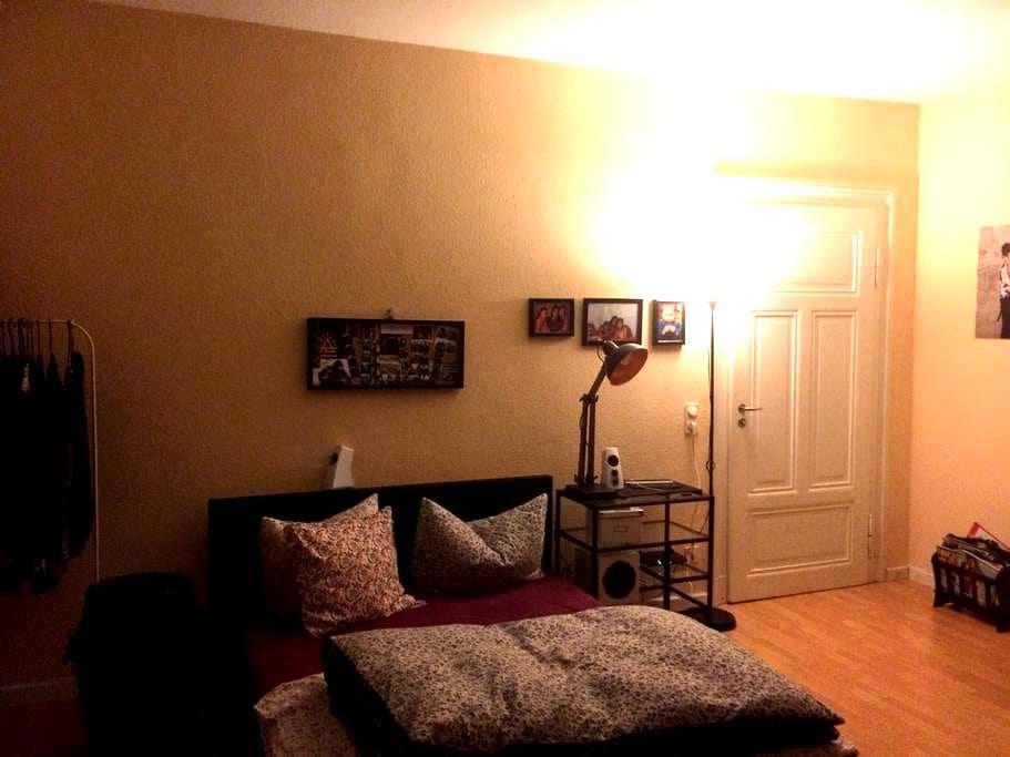 Ruhiges Zimmer in Top Lage - Leipzig - Wohnung