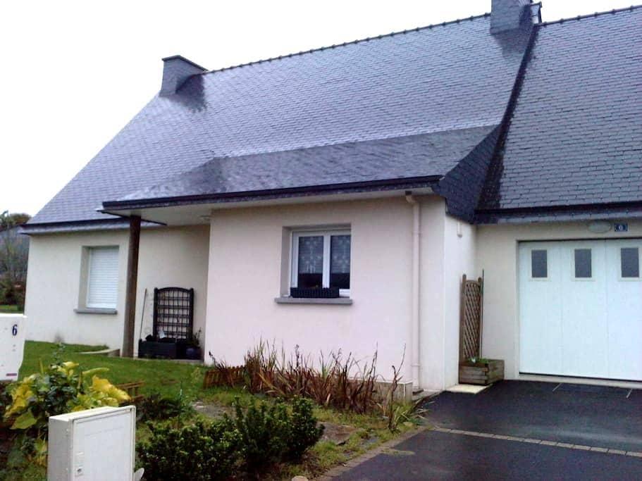 Maison avec jardin à Guiclan - Guiclan - Casa