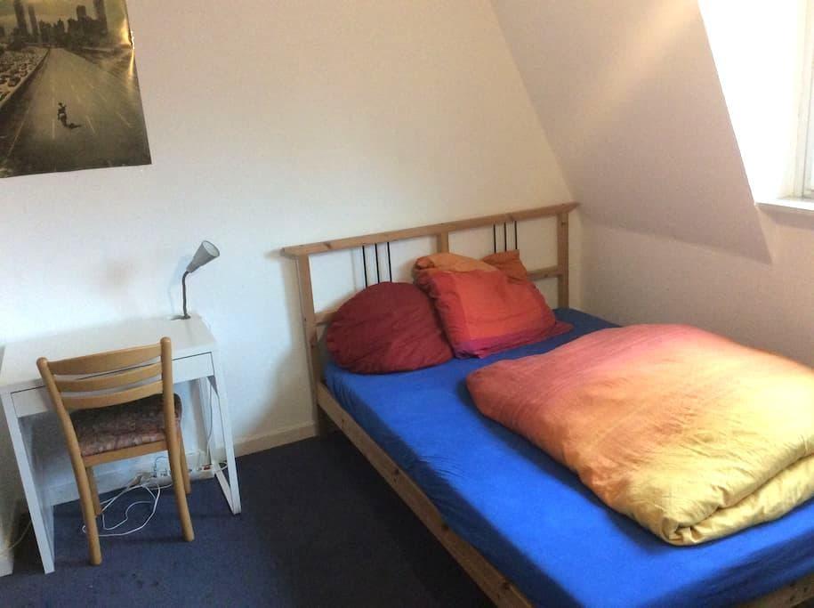 Nettes Zimmer bei Hauptbahnhof, Innenstadt, Hafen - Münster - Lägenhet
