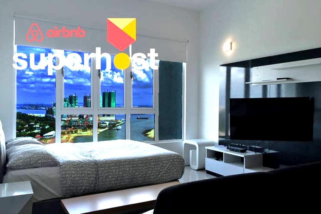 *5STAR Seaview @10m LegoLand @Near Town @10m Spore - Johor Bahru