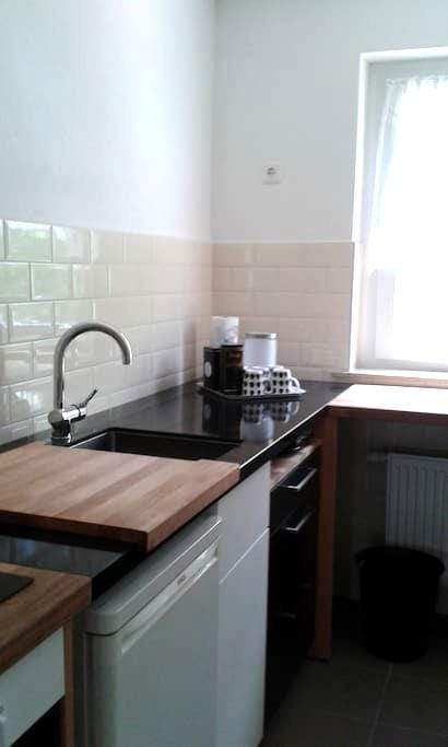 BERLIN forest and lake HOLIDAY. - Storkow (Mark) - Appartement