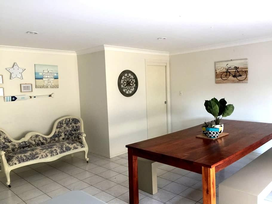 Large family beach house - Forster - Casa