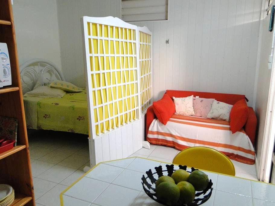 Charming apartment in Guadeloupe - Baillif