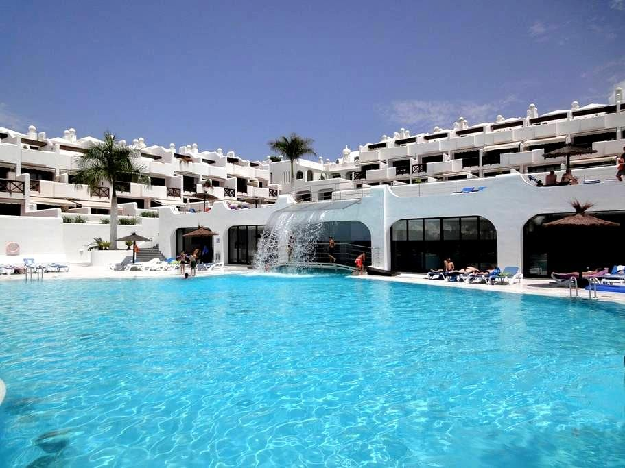 Villa Pool, Paradise Beach. Luxury - Adeje