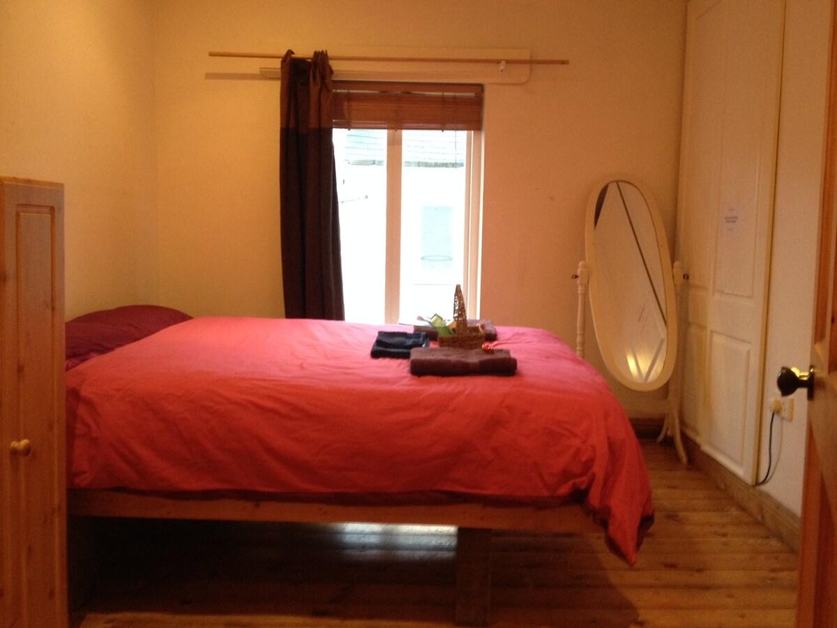 Nice Double Room near City Centre